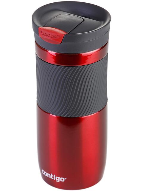Contigo Snapseal Byron 16 Drikkeflaske 470ml rød